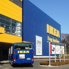 Photo taken at IKEA 港北 by Keu2kaisah on 12/8/2012