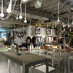 Photo taken at Supermarket Concept Store by Jelena N. on 12/15/2012