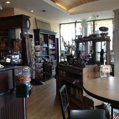 Photo taken at city perk espresso by Lyndi T. on 3/28/2013