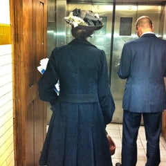 Photo taken at Tufnell Park London Underground Station by Jacob R. on 6/11/2013