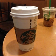 Photo taken at Starbucks by Alina A. on 9/28/2012