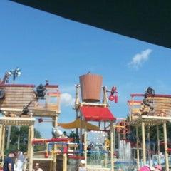 Photo taken at Noah's Ark Waterpark by Amanda G. on 7/1/2013