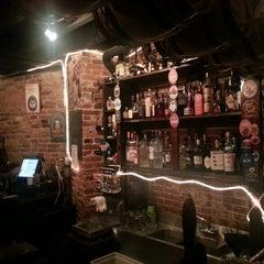 Photo taken at Metropolitan Coffeehouse & Wine Bar by Derek N. on 6/25/2013