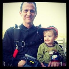 Das Foto wurde bei The Blue Sky Ranch | Skydive The Ranch von Andrew L. am 10/14/2012 aufgenommen