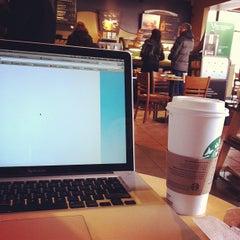 Photo taken at Starbucks by David on 3/1/2013