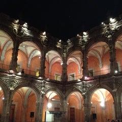 Photo taken at Museo de Arte de Queretaro by Stepf B. on 11/15/2012