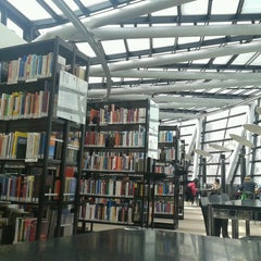 Photo taken at Stadt- und Landesbibliothek Dortmund by Katrin K. on 4/25/2013