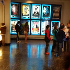 Photo taken at Cine Hoyts by Luis R. on 6/7/2014