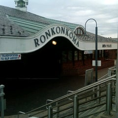 Photo taken at LIRR - Ronkonkoma Station by Anthony F. on 10/15/2012