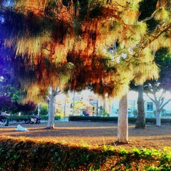 Photo taken at Dog Park by Sweasil M. on 3/12/2013