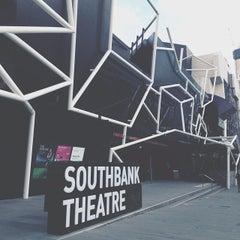Photo taken at Southbank Theatre by Zana F. on 8/25/2014