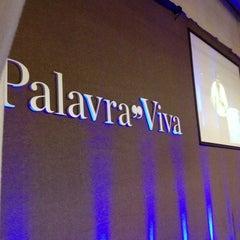 Photo taken at Igreja Batista Palavra Viva by Ednei S. on 6/16/2013
