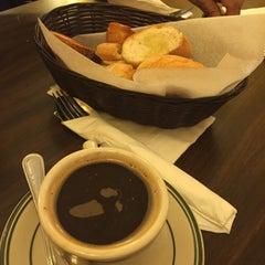 Photo taken at Caridad Restaurant by Carlas B. on 10/4/2015