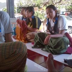 Photo taken at SMPN 3 Denpasar by Cok D. on 10/2/2012