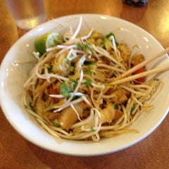 Photo taken at The Noodle Box by Jeff M. on 11/21/2012