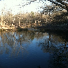 Photo taken at McKinney Falls State Park by Karen C. on 2/1/2013
