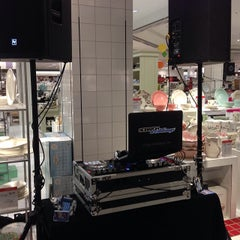 Photo taken at Macy's by Cubie-DJ C. on 4/3/2014