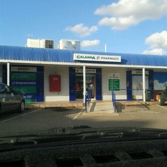 Photo taken at Calanna Pharmacy by Eden S. on 11/16/2012