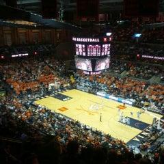 Photo taken at John Paul Jones Arena by Jason B. on 1/7/2013