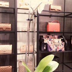 Photo taken at CHANEL Boutique by Areej A. on 5/29/2014