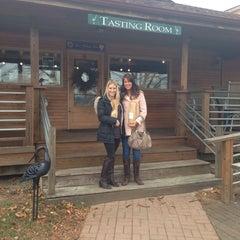 Photo taken at Sandhill Crane Vineyards by Briana K. on 11/16/2013