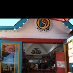 Photo taken at Salsalito Taco Shop by Ghoson A. on 10/24/2012