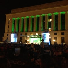 Photo taken at Live On The Green Music Festival by Amy S. on 10/5/2012
