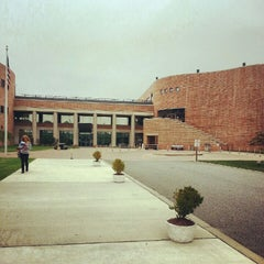 Photo taken at Atlantic Cape Community College - CMCH Campus by Briana P. on 12/6/2012