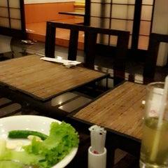 Photo taken at Silla (Korean Japanese Chinese Restaurant) by Ephie L. on 11/26/2013
