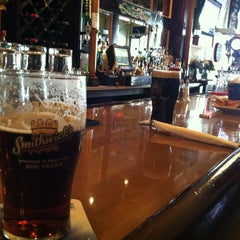 Photo taken at Hanafin's Public House by Julie W. on 3/10/2013