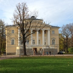 Photo taken at Дворец бракосочетания №3 by Дмитрий М. on 10/19/2012