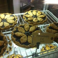 Photo taken at Anjou Bakery by Alex W. on 1/4/2013