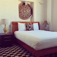 Photo taken at Hotel Da House by Way-Fan C. on 1/27/2014