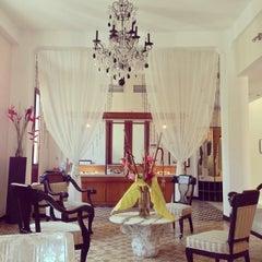 Photo taken at Hotel Da House by Way-Fan C. on 1/24/2014