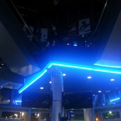 Photo taken at Cinesa Heron City by Alejandro C. on 10/15/2012