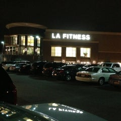 Photo taken at LA Fitness by Earl G. on 11/2/2012