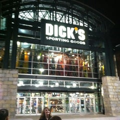 Photo taken at Dick's Sporting Goods by Jennifer B. on 11/18/2012