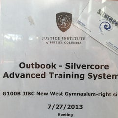 Photo taken at Justice Institute of British Columbia by Silvercore I. on 7/27/2013