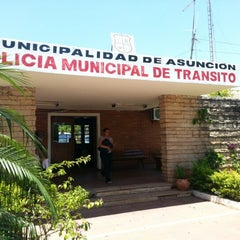 Photo taken at Cuartel General de Policía Municipal de Tránsito by Juan G. on 1/30/2013