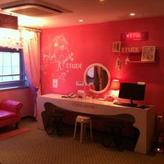 Photo taken at Hotel Skypark Myeongdong I by Camille C. on 11/9/2012
