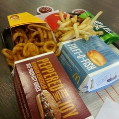Photo taken at McDonald's by noriah a. on 1/28/2013
