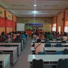Photo taken at Balai Diklat PU Wilayah 1 Medan by Mas Y. on 10/28/2013