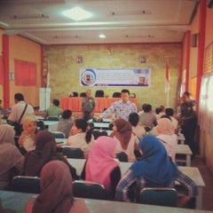 Photo taken at Balai Diklat PU Wilayah 1 Medan by Mas Y. on 7/1/2013