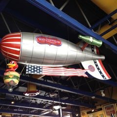Photo taken at Red Robin Gourmet Burgers by Adam W. on 12/28/2012