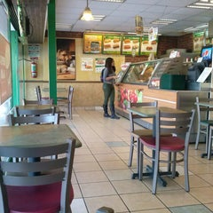 Photo taken at Subway by July C. on 2/27/2013