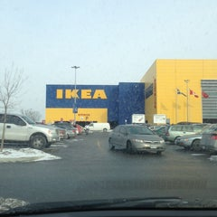 Photo taken at IKEA by Chris O. on 2/3/2013