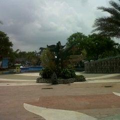 Photo taken at Labersa Water Park by monika d. on 1/3/2014