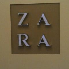 Photo taken at Zara by - -. on 12/5/2012