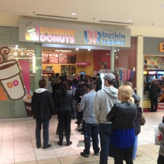Photo taken at Dunkin Donuts by Joseph G. on 11/23/2012