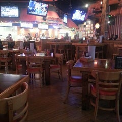 Photo taken at Hooters by John Brian E. on 2/28/2013